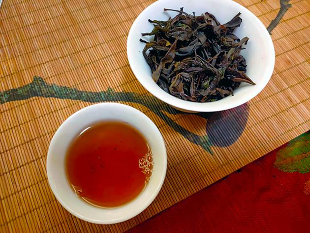 六龜原生種喬木熟茶(暫缺) 1